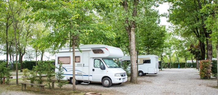 Italien - Venedig: Camping vor den Toren der Stadt am Campingplatz Venezia Village