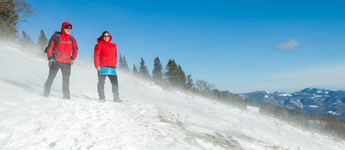 Wandern Alpen: Eisenstein von Türnitz in Niederösterreich