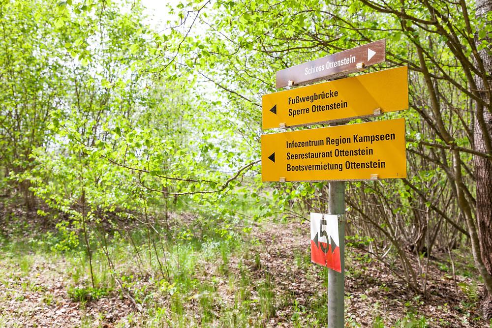 Ottensteiner Stausee, Kampseen, Kamp, Waldviertel, Niederösterreich, Kamptal, Wandern, Auslug, Wandertipp, Baden