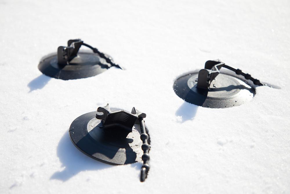 Schneeteller / Schneeschuhe / Sandschuhe von Manfrotto 230 (3255)