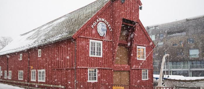 """Norwegen: Tromsö, das Polarmuseum, ein """"Must-See"""" für alle Amundsen-Fans"""