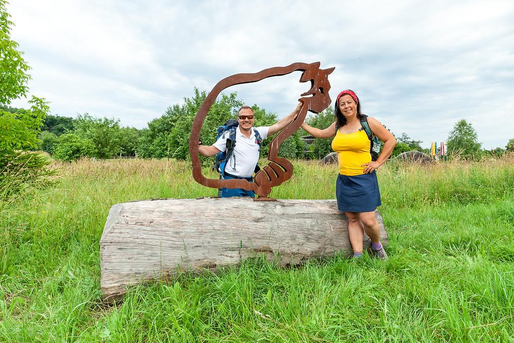 Nationalpark Thayatal, Thayatal, Nationalpark, NP Thayatal, Thaya, Waldviertel, wandern, Wanderung, Ausflug, Niederösterreich, die reisereporter, Sonja Lechner, Gerald Lechner