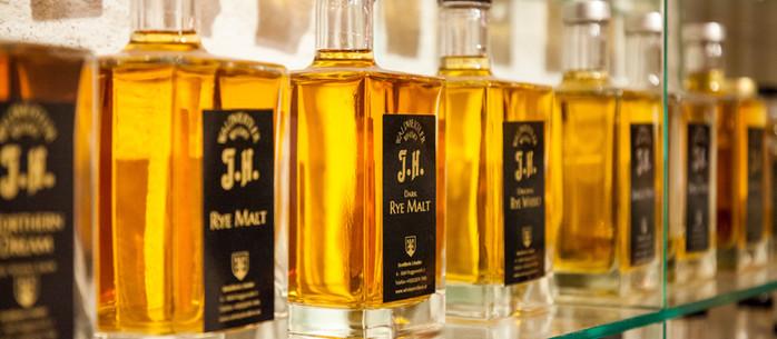 Ausflug Waldviertel: Whisky-Erlebniswelt in Roggenreith in Niederösterreich