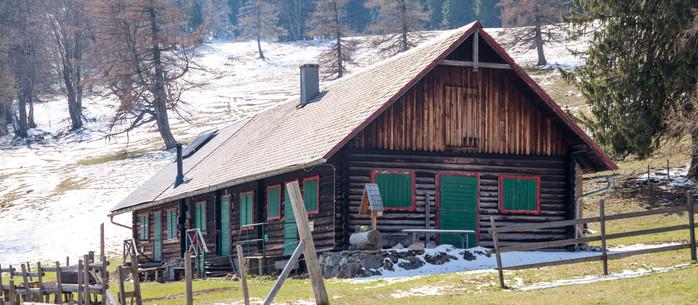 Wandern Alpen: Schindeltal - Kleinzeller Hinteralm in Niederösterreich