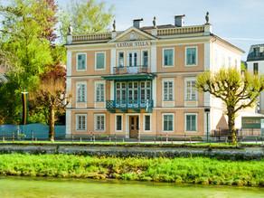 Salzkammergut Bad Ischl: Sehenswürdigkeit Lehar-Villa