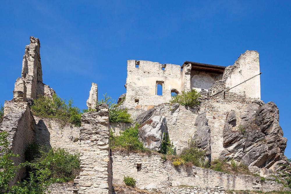 Ruine Dürnstein, Ruine, Richard Löwenherz, Blondel, Dürnstein, Wachau, Niederösterreich, Donau, Donautal, Wandern, Ausflug, Wandertipp