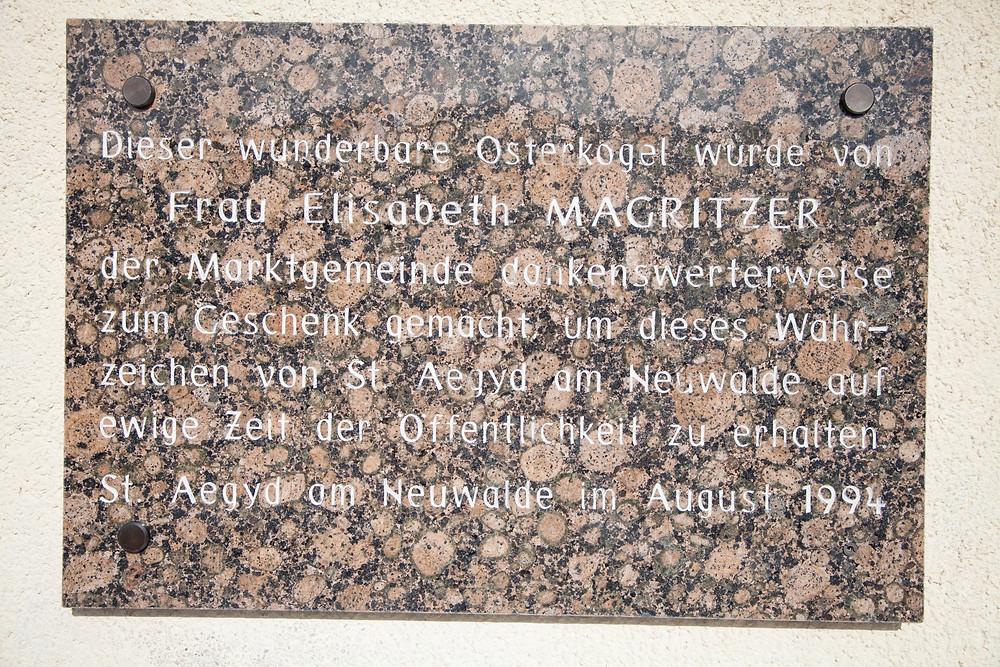 Osterkircherl, Kirche, Osterkogel, Osterkirche, St. Aegyd, Niederösterreich