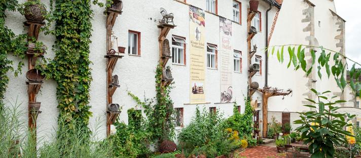 Ausflug Kloster-Schul-Werkstätten in Schönbach/Waldviertel