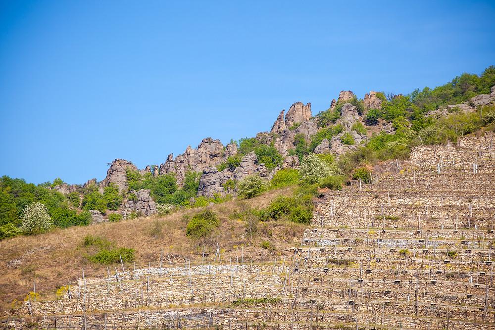 Felsen, Dürnstein, Wachau, Niederösterreich, Donau, Donautal, Wandern, Ausflug, Wandertipp