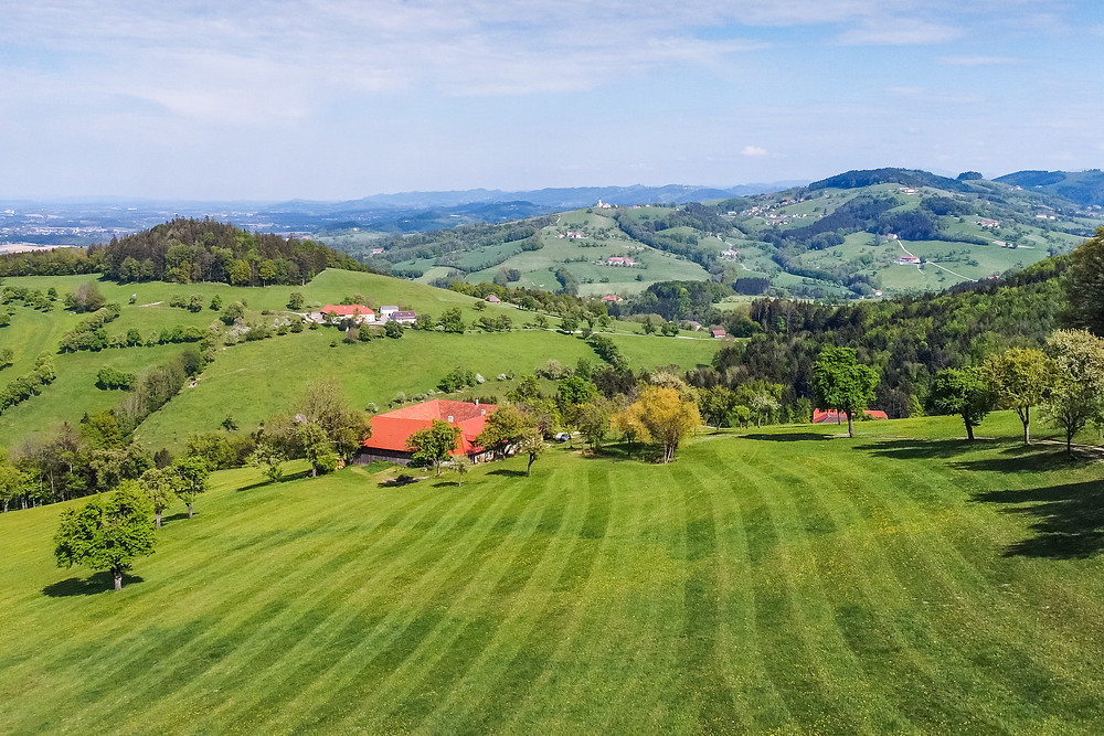 Mostviertel, Niederösterreich, Wandern, Ausflug, Wandertipp, Bauernhof, Vierkanter
