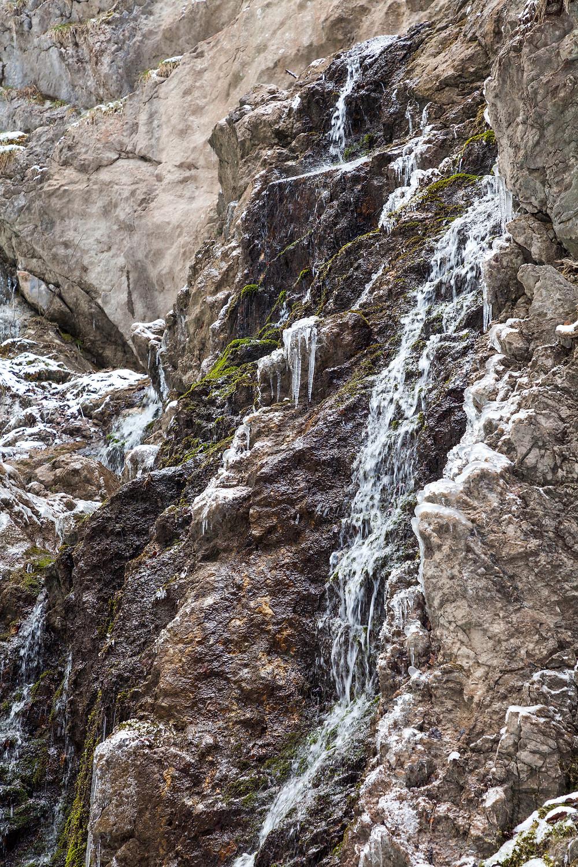 Hinteralm, Kleinzeller Hinteralm, Gutensteiner Alpen, Alpenvorland, Schindeltal, Niederösterreich, Wandern, Wanderung, Bergwandern, Wasserfall