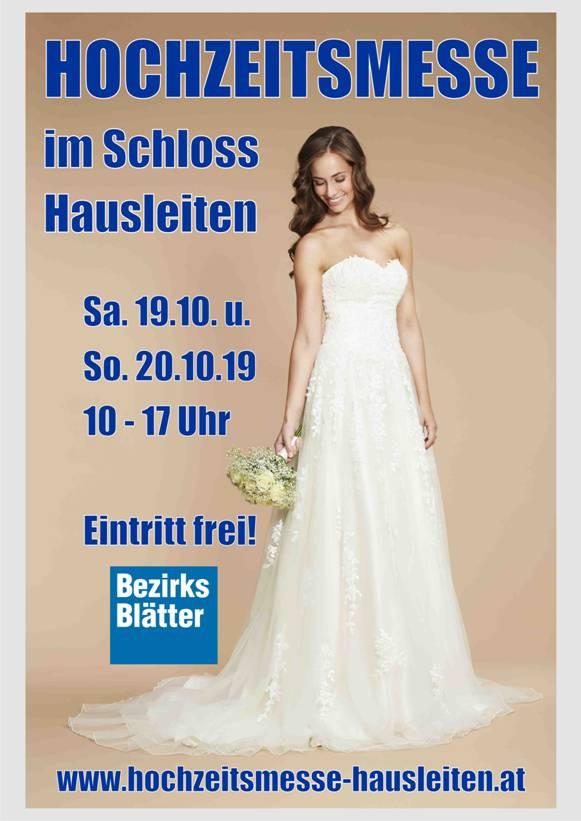 Hochzeitsmesse im Schloss Hausleiten