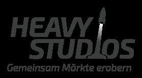 Logo der Werbeagentur Heavy Studios
