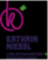 Logo von Kathrin Niessl Lieblingsmasseurin und Bessermachrin