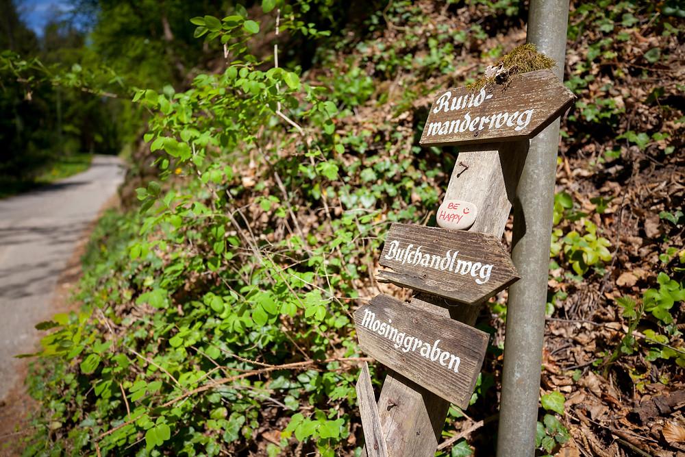 Wanderwegweiser, Wandern, Wandertipp, Ausflug, Wachau, Donautal, Niederösterreich, Spitz