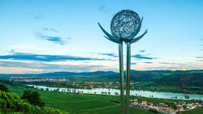 Wandern Wachau: Krems - Förthofgraben - Hengelwand -Loibenberg - Pfaffenberg in Niederösterreich