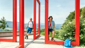 Wandern Mostviertel: von Wilhelmsburg auf die Rudolfshöhe in Niederösterreich