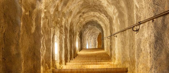 Der Retzer Erlebniskeller - der größte historische Weinkeller Österreichs im Weinviertel