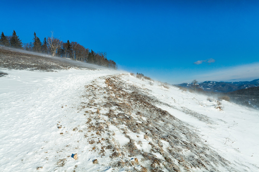Eisenstein, Alpenvorland, Niederösterreich, Mostviertel, Traisental, Pielachtal, Türnitz, Wandern, Wanderung, Wandertipp, Winterwandern, Gipfeltour, Schnee, Winter