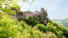 Wandern Mostviertel: Maria Langegg - Ruine Aggstein im Dunkelsteinerwald/Niederösterreich