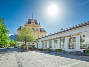 Salzkammergut Bad Ischl: Sehenswürdigkeit Post- und Telegrafenamt