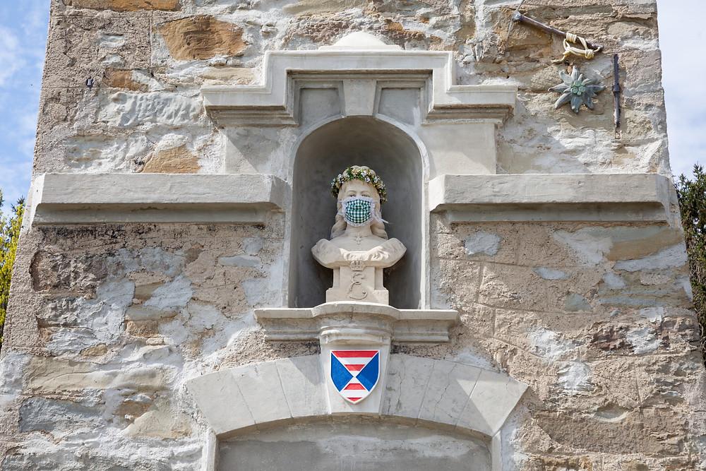 Corona, Maske, Elisabethwarte, Mostviertel, Niederösterreich, Wandern, Ausflug, Wandertipp