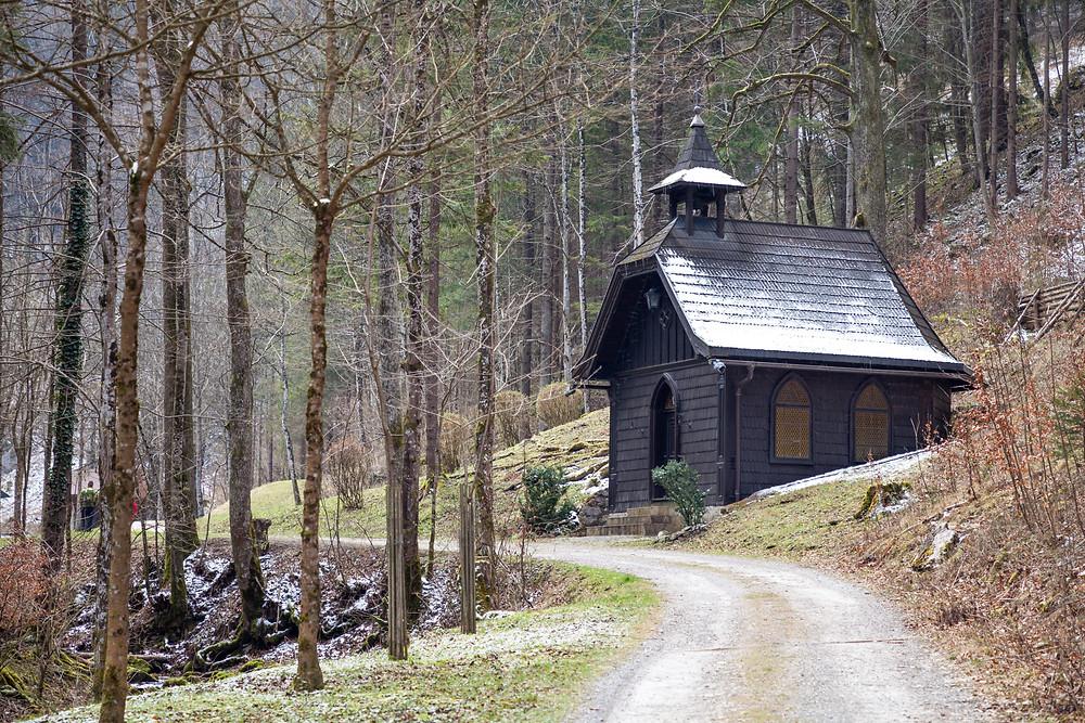 Kapelle, Waldkapelle, Andacht, Waldandacht, Kirche