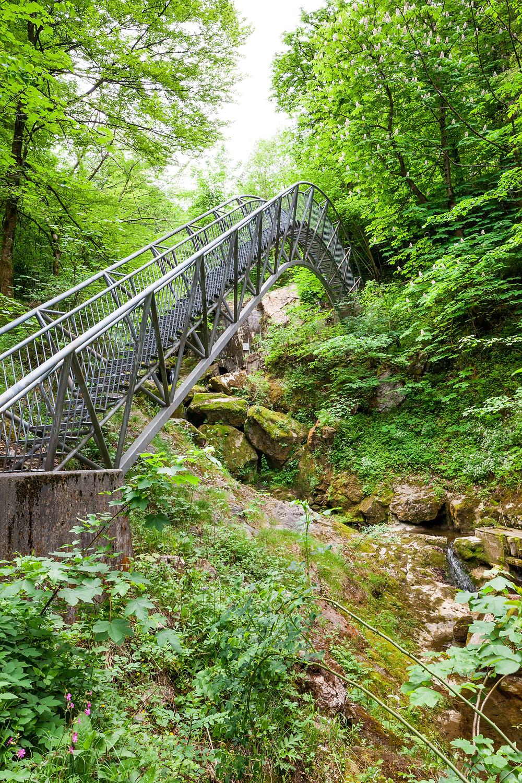 Schmiedemeile, Erlebnisbrücke, Ybbsitz, Wandern, Wanderung, Ausflug, Mostviertel, Niederösterreich
