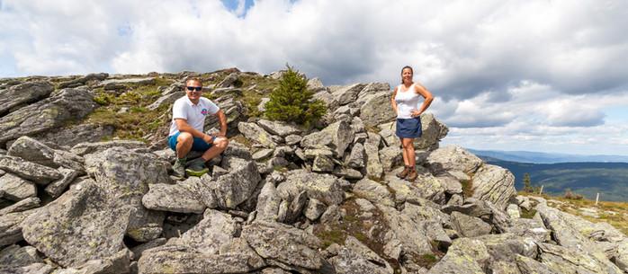 Wandern Alpen: von Mönichkirchen auf den Niederwechsel in Niederösterreich