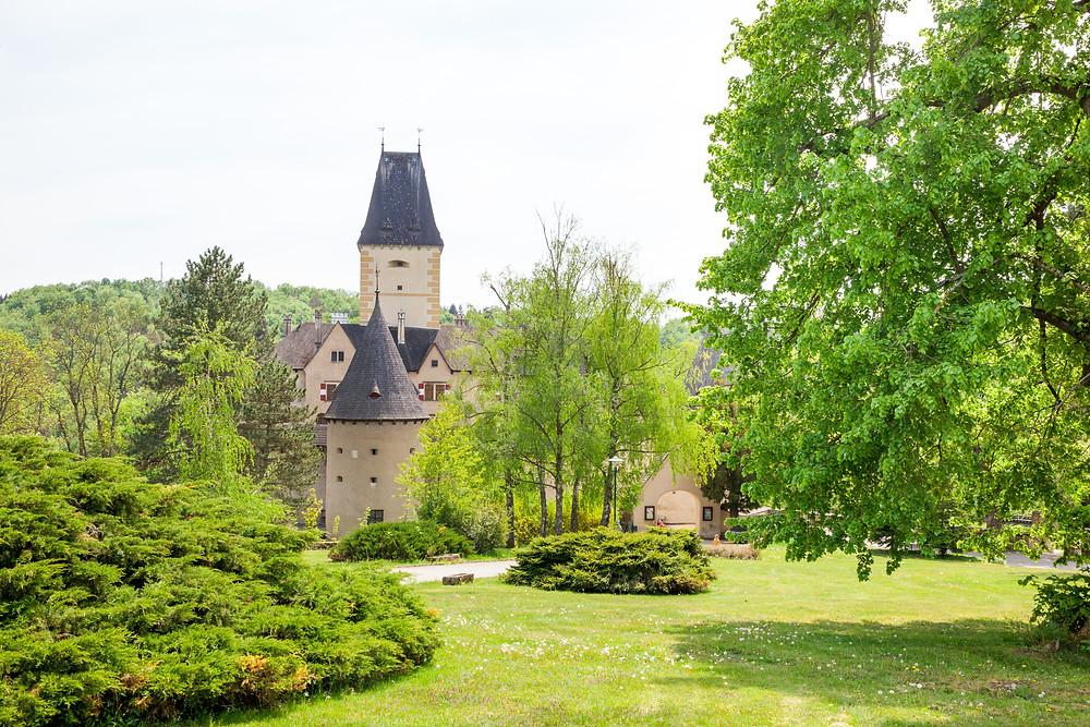 Schloss Ottenstein, Waldviertel, Niederösterreich, Schloss, Ritterburg, Burg, Wandern, Wandertipp, Ausflug, Ottensteiner Stausee