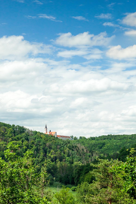 Stift Altenburg, Kamp, Kamptal, Steinegg, Ödes Schloss, Wandern, Wanderung, Ausflug, Waldviertel, Niederösterreich