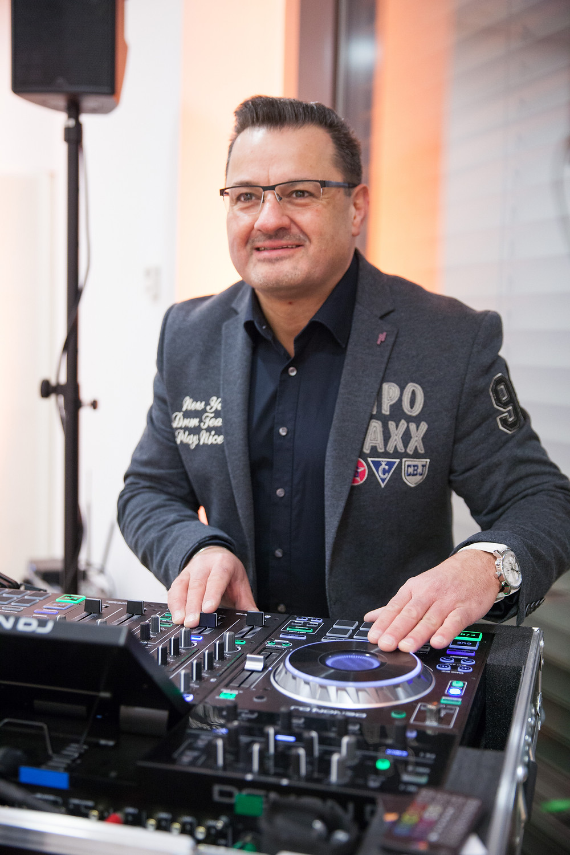 DJ Rainer als Hochzeits-DJ