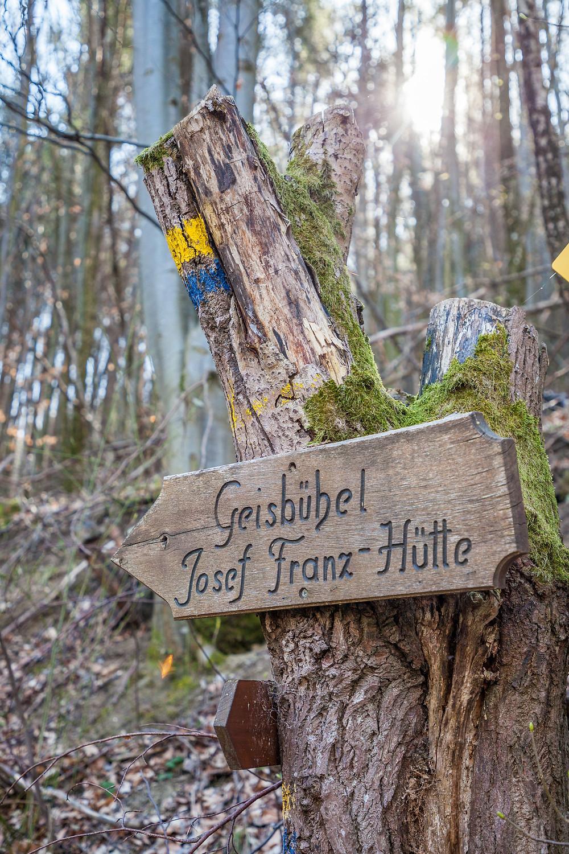 Rabenstein, Pielachtal, Mostviertel, Niederösterreich, Wandern, Wanderung, Geisbühel