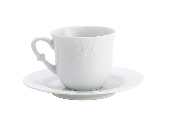 CONJUNTO XÍCARA DE CAFÉ PORTO