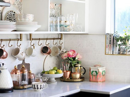 Cozinhas que vão mudar seu padrão de organização