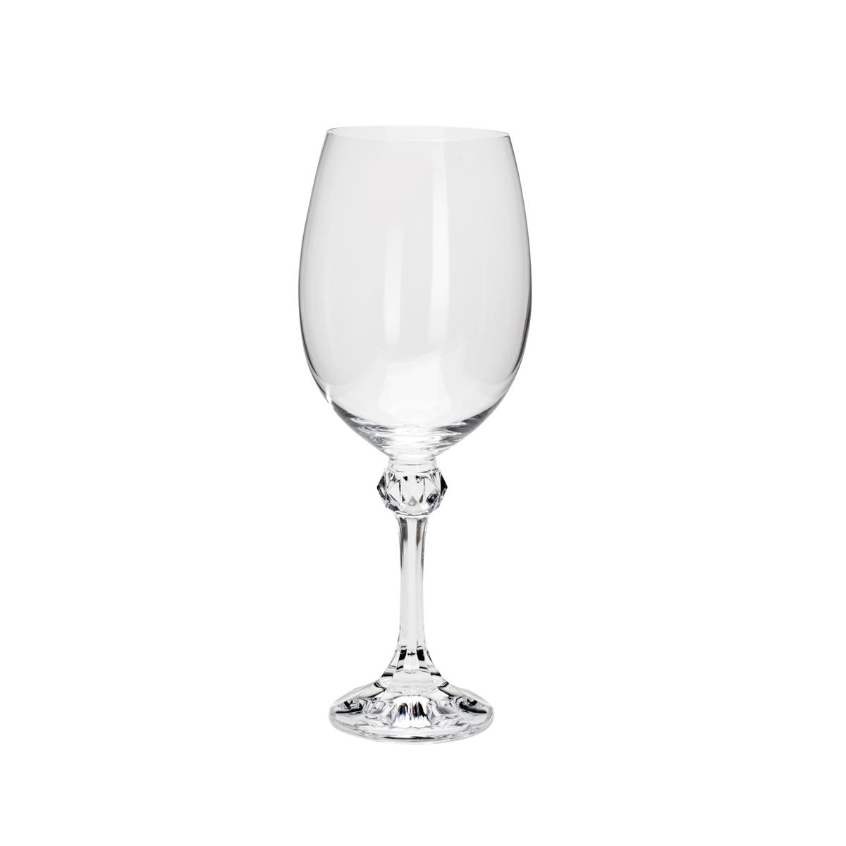 Taça Vinho Cristal Transparente