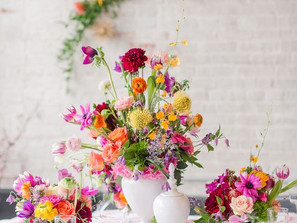 12 mesas para celebrar a primavera