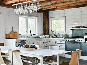 Como dar um toque rústico na decoração da cozinha