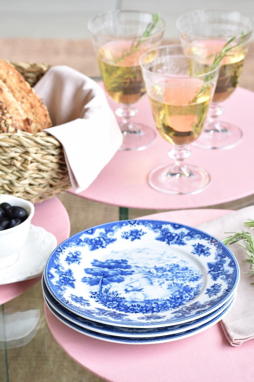 Como montar uma mesa de aperitivos