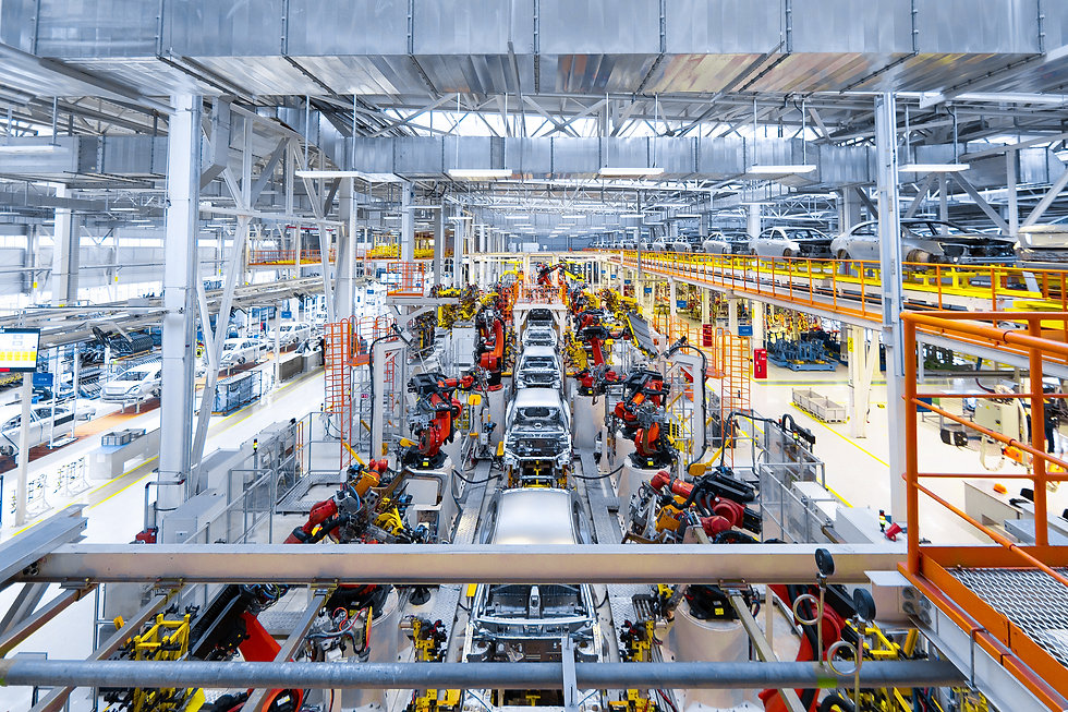 Efficiency-Boosting Asset Management Solutions for the Transportation & Automotive Industry