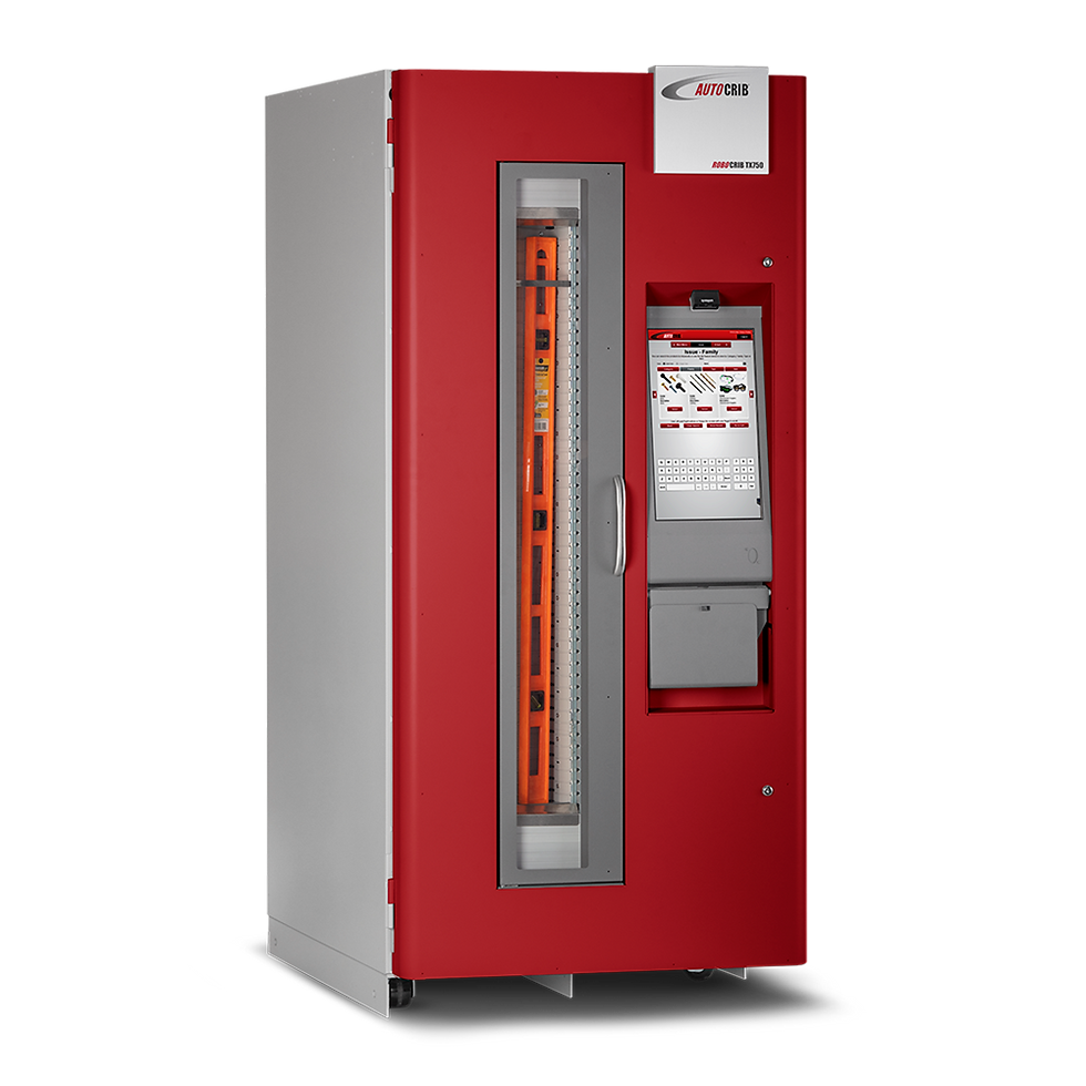 A powerful inventory management tool in a flexible vending machine format for dispensing everything from tools and safety supplies to boxes.
