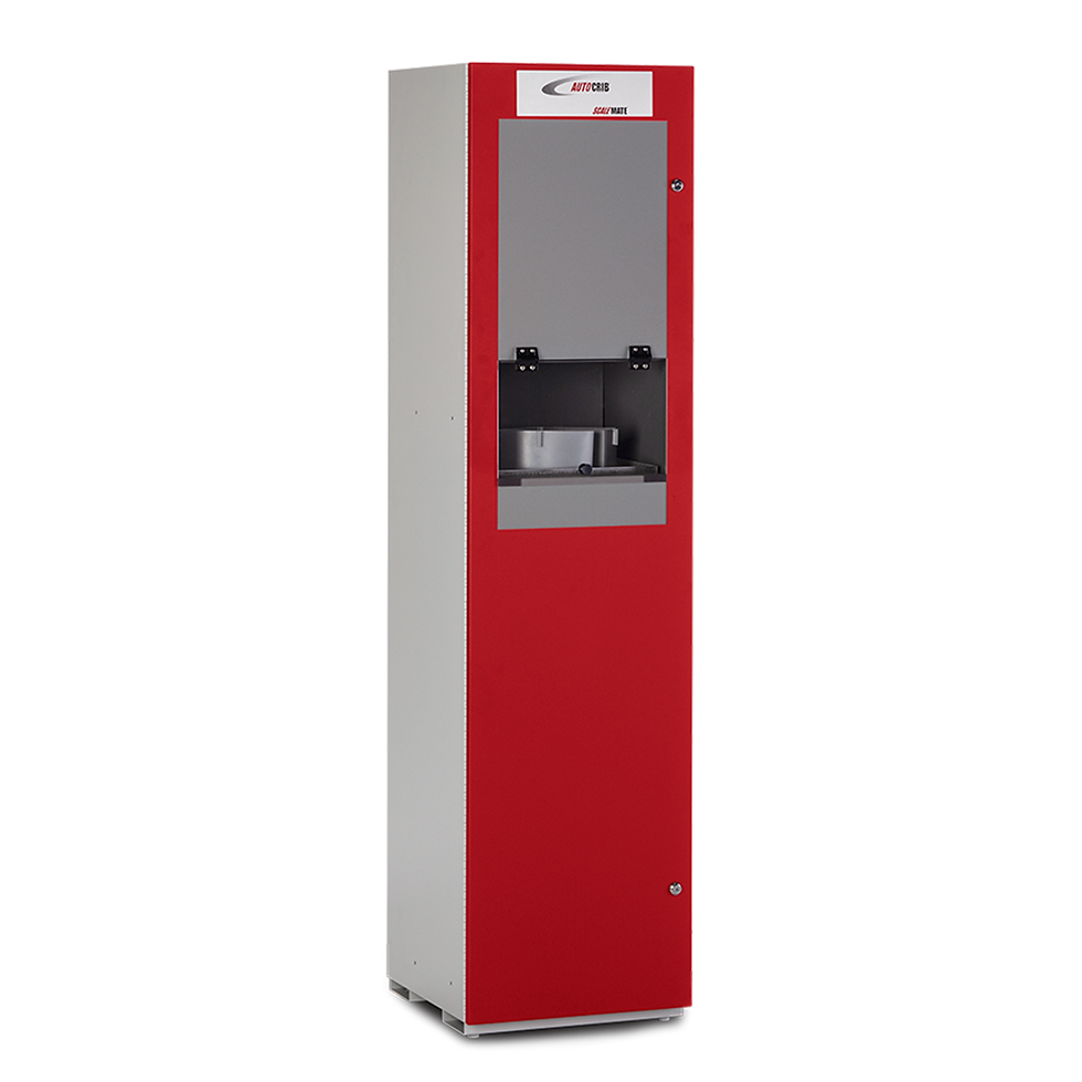 RoboCrib Scalemate Vending Machine for Small Parts & Fasteners