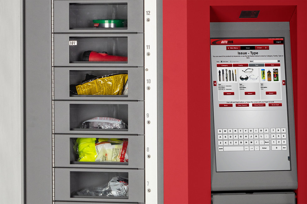 Industrial Vending Delivering Increased Profitability for Precision Machining Operations