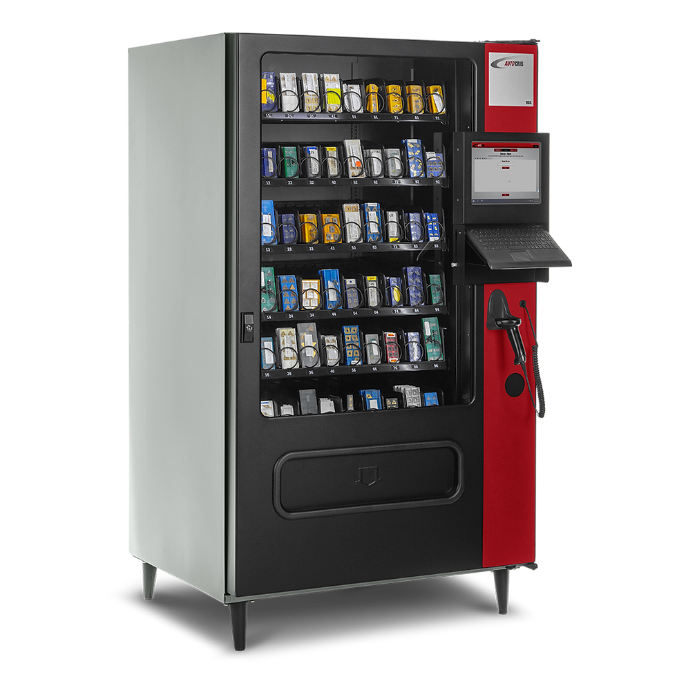 The original tool vending machine with a complete inventory management system.