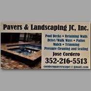 Pavers & Landscaping JC, Inc.