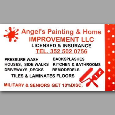Angels Painting and Home Improvement LLC