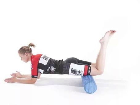 Come usare un roller foam: esercizi