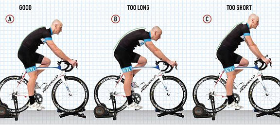 Analisi postura bicicletta