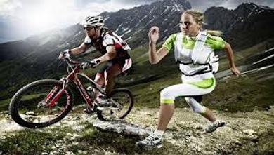 ciclismo, podismo