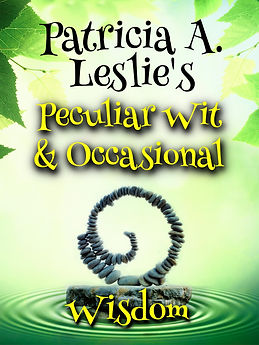 Peculiar Wit & Occasional Wisdom cover art